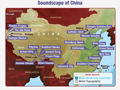 The Sounds of China