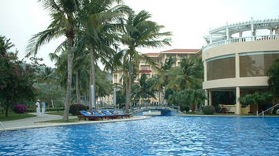 Golden Palm Resort Sanya